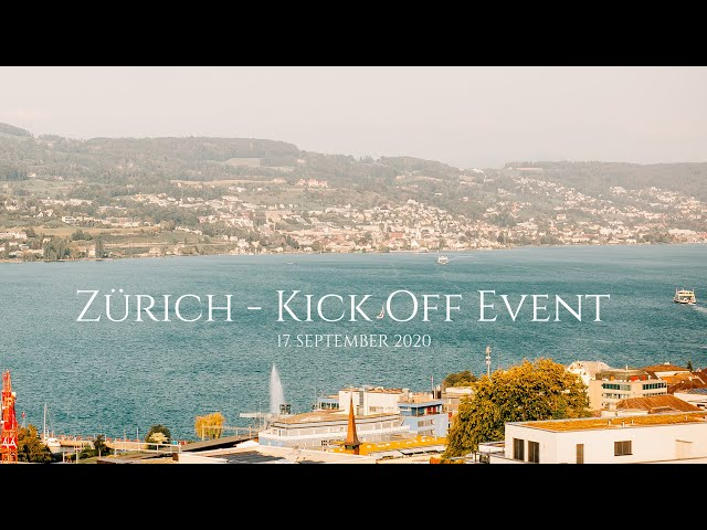 Kick Off Event 17. Septmeber 2020 - Premiere