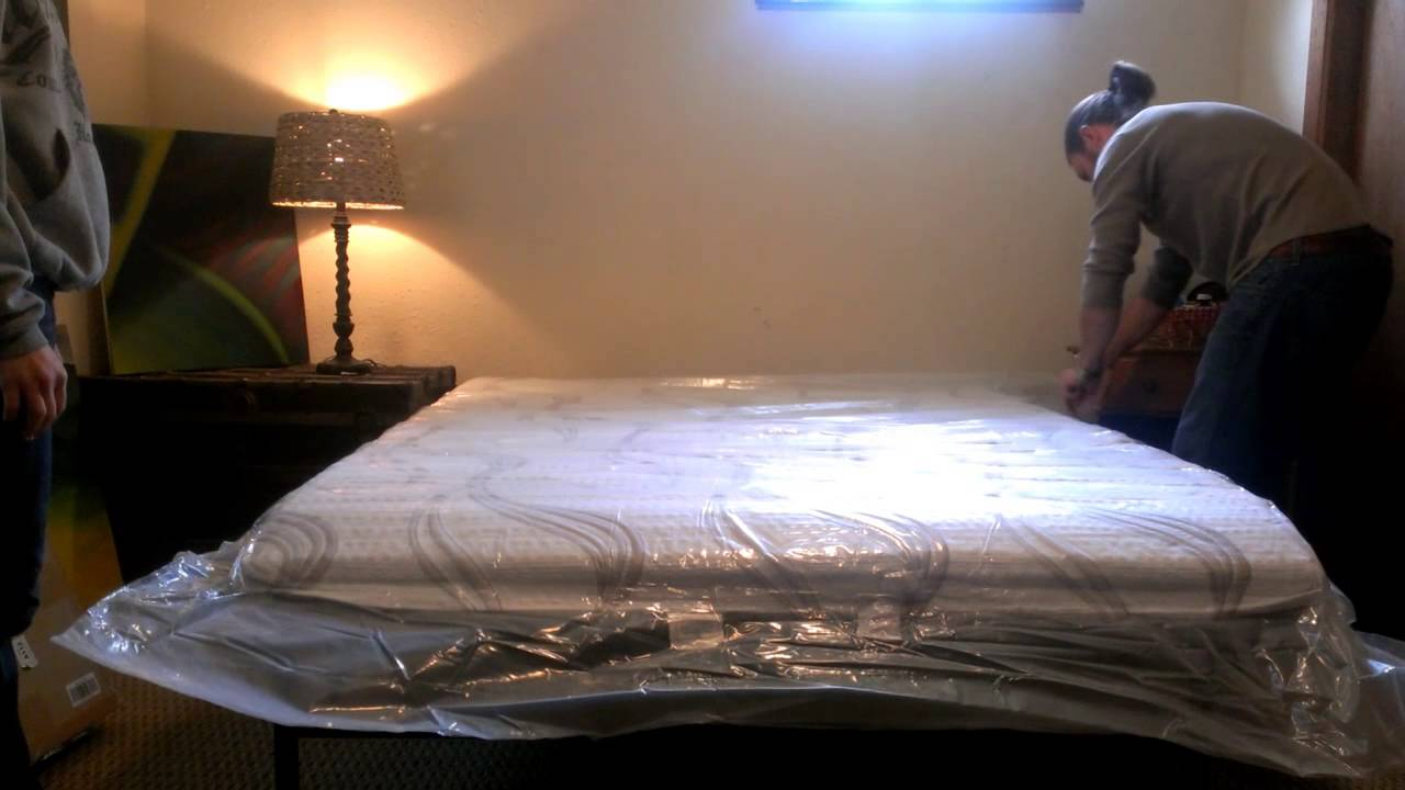 Memory Foam Bed Delivery And Setup