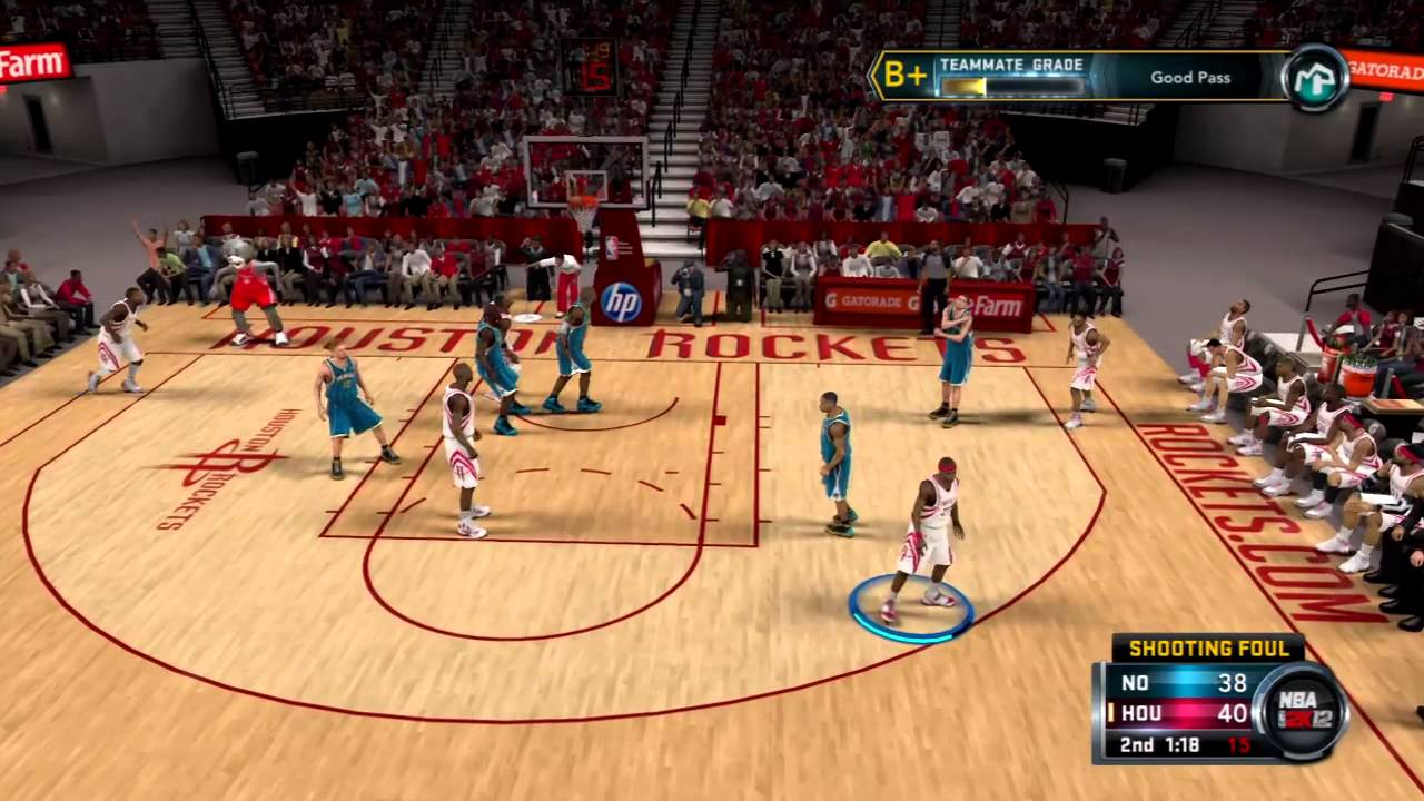 Download NBA 2K12 My Player - Smoove to Smoove is Born