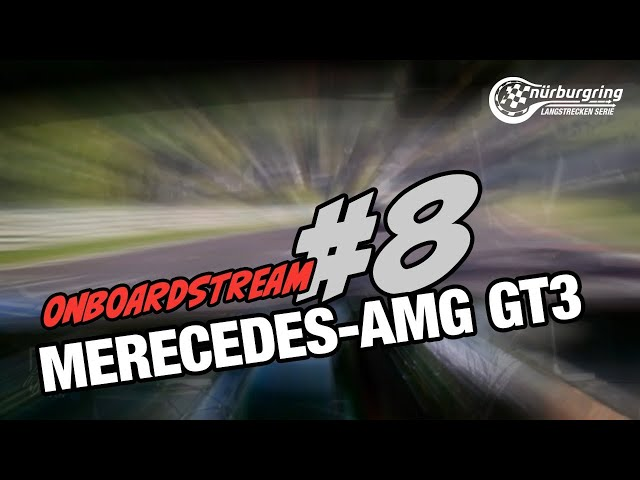 Onboard: #8 | GetSpeed Performance | Mercedes-AMG GT3