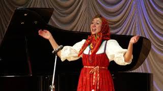Нина Дементьева «Лучина, лучинушка»  и «Частушка под язык»