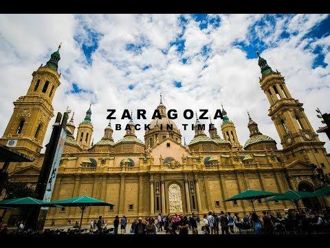 A MEDIEVAL SPANISH CITY // ZARAGOZA, SPAIN