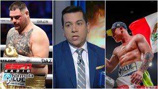 Canelo entró a un selecto grupo, en un 2019 grande para el boxeo mexicano | Radio Formula
