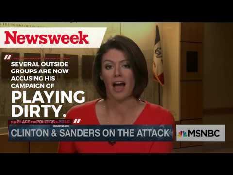 Bernie Sanders Campaign Dirty Tricks - Correct The Record