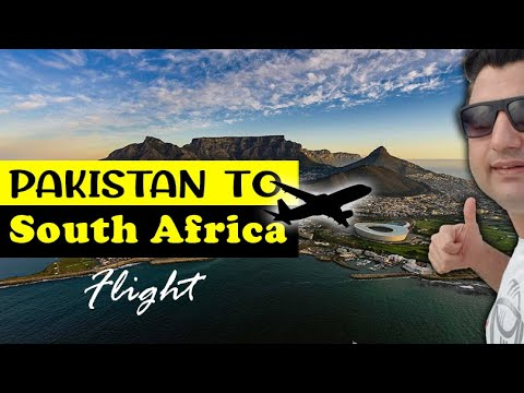 Pakistan to South Africa Flight with Emirates | Karachi to Johannesburg