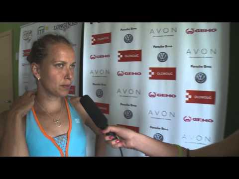 ITS CUP 2013 - rozhovor s Barborou Záhlavovou-Strýcovou