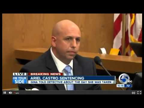 Ariel Castro's Sentencing: Detective Andrew Harasimchuk