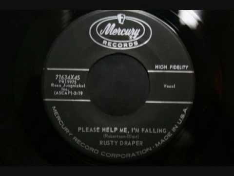 Rusty Draper - Please Help Me, I'm Falling