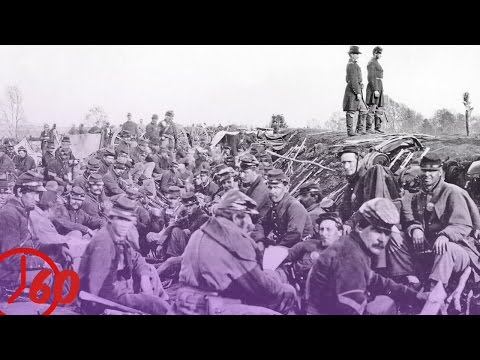 60 Seconds Of Civil War FACTS