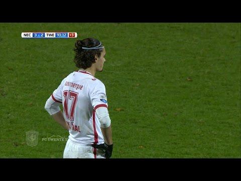 NEC - FC Twente 26-11-2016