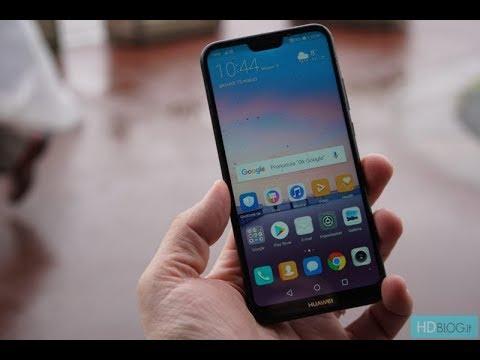 Huawei Nova 3E Hands-on Video Leaked | Huawei P20 lite Hands on Video  leaked #huawei