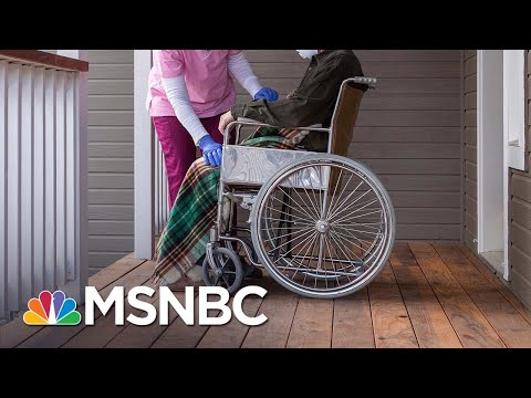 GOP Voting Restrictions May Hurt Disabled Voters The Most