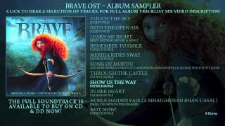 Brave - Official Soundtrack