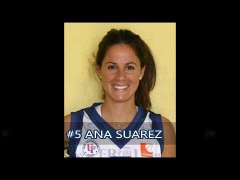 Ana Suarez  (Star Center Uni Ferrol) - CANASTÓN - (10-12-2016)