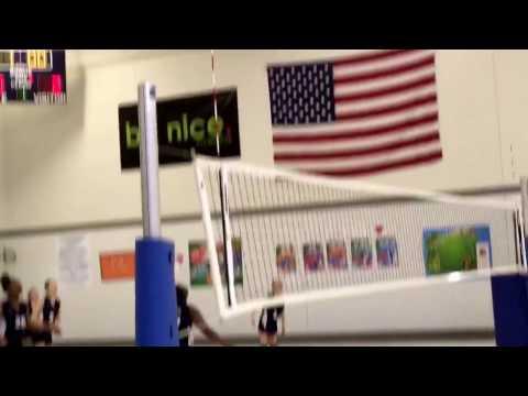 That's my Girl! #  Knapp Charter Academy beats Excel Charter Academy 2/9/17 Volleyball B-Team