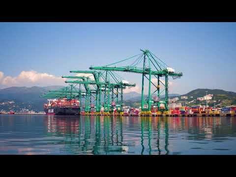 Ports of Genoa. The Southern Gateway to Europe
