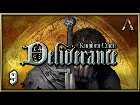 Kingdom Come: Deliverance - Walkthrough Gameplay Pt.9 - A Night of Debauchery