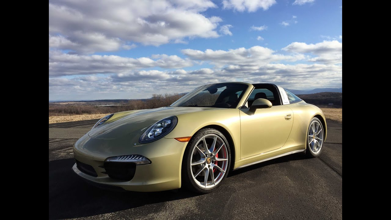 2015 porsche 911 targa 4s testdrivenow review by auto critic