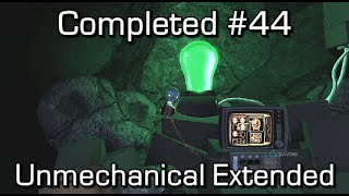 Completed #44 – Unmechanical Extended