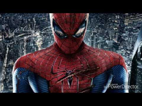 Фото человека-паука.
