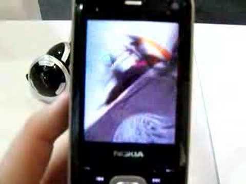 Nokia N81 8GB - N-Gage introduction