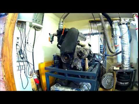 volkswagen emission scandal - running on wood gas - the longest woodgas video on youtube :-)