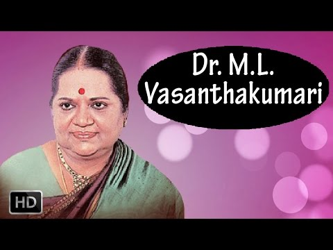 Carnatic Vocal - Marugelara - Golden Greats - Dr.M.L.Vasanthakumari