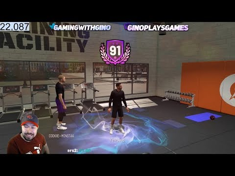 I GOT 91 OVERALL WITH A PLAYMAKING SHOT CREATOR! I UNLOCKED