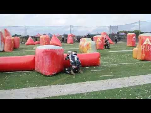 Ohio University Paintball Club - 2016 Season, Event #1