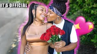 Our FIRST Day as an OFFICIAL COUPLE & THIS HAPPENED! | EZEE X NATALIE