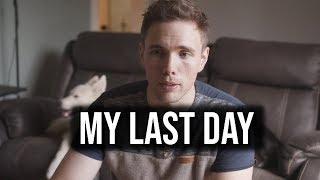 My last day | #mechanicaldad