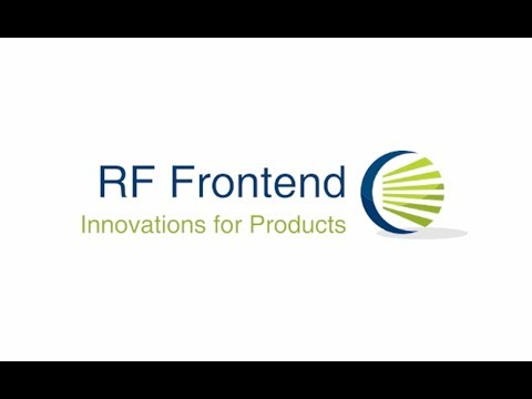 RF-Frontend GmbH    Unternehmensfilm