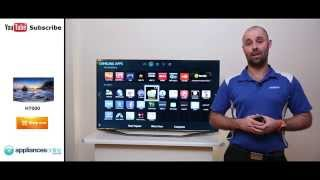 Samsung's H7000 Full HD 3D Smart LED LCD TV with voice control - Appliances Online
