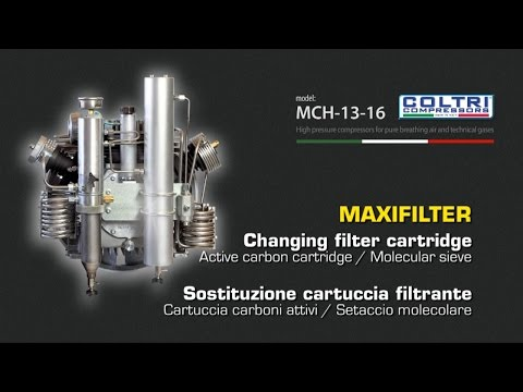 MCH-13-16 COLTRI COMPRESSORS - Maxifilter