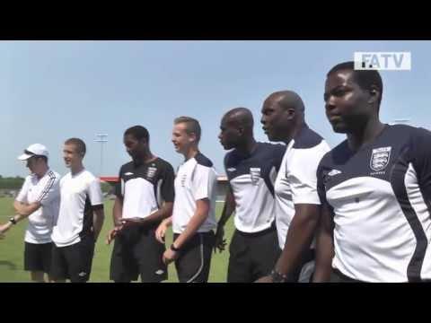 Howard Webb, Martin Atkinson and David Elleray give FA TV a Referee Masterclass