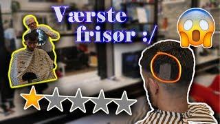 Download Mp3 Bliver Klippet Hos Den VÆrst Vurderede Frisør I København! | **chok**| Ep.10