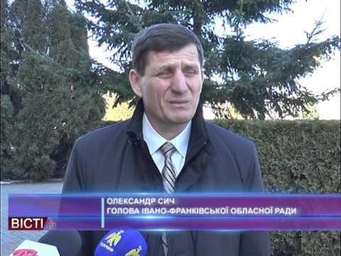 Робоча поїздка голови облради в Тисменицький район