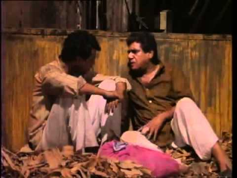 Om Puri, Irr in 'khuda hafiz'
