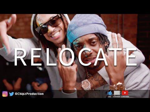 """Relocate"" – Young Adz x M Huncho Type Beat 2020 | Wavy Trap Beat | Chipz Production"