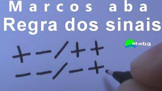 Regra dos Sinais ( mais com menos ...) - Matemática thumbnail