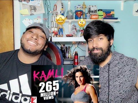 Kamli - DHOOM:3 | Katrina Kaif | Aamir Khan | Sunidhi Chauhan | Reaction