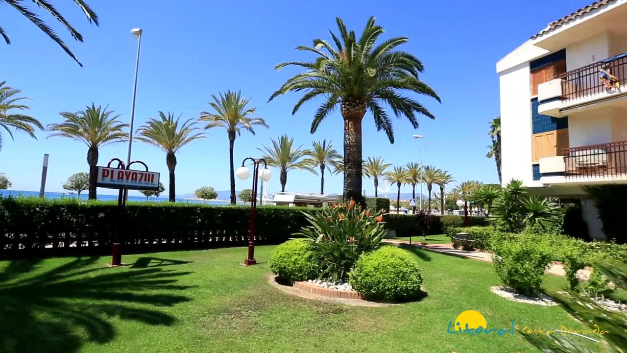 Alquiler apartamento vacacional playa azul en cambrils for Apartamentos playa azul