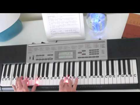How to Play ~ In The Sweet By And By ~ Southern Gospel Song ~ LetterNotePlayer ©