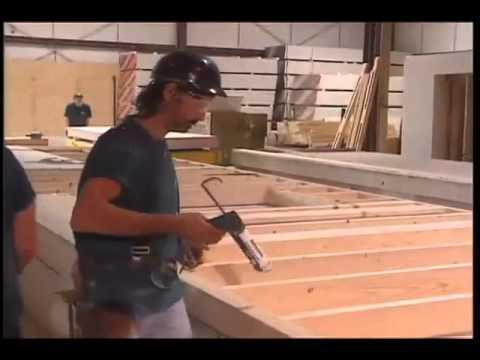 Tour of the Simplex Modular Home Factory
