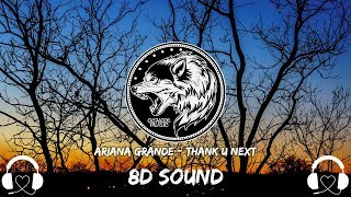 Gambar cover 🎧Ariana Grande - Thank U, Next (8D AUDIO)🎧