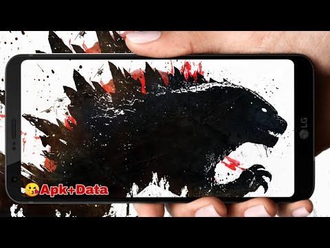 How to godzilla strike zone Android game download