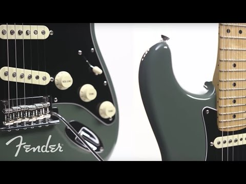 Fender American Professional Jazzmaster - Mystic Seafoam with Maple ...