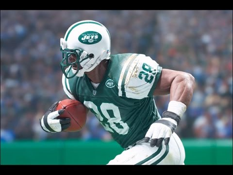 Curtis Martin | Highlights
