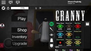 Jeux vidéo mobile roblox/granny - de 5 ans