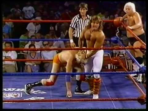 The Midnight Rockers vs Buddy Rose & Doug Sommers (09/02/1986)